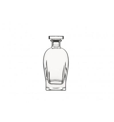 Degvīna karafe Rossini ar stikla korķi, 0.7l